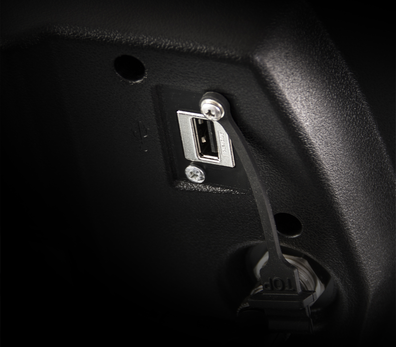 DURATIQ USB port